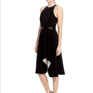 Halston heritage black dress. Classic!!